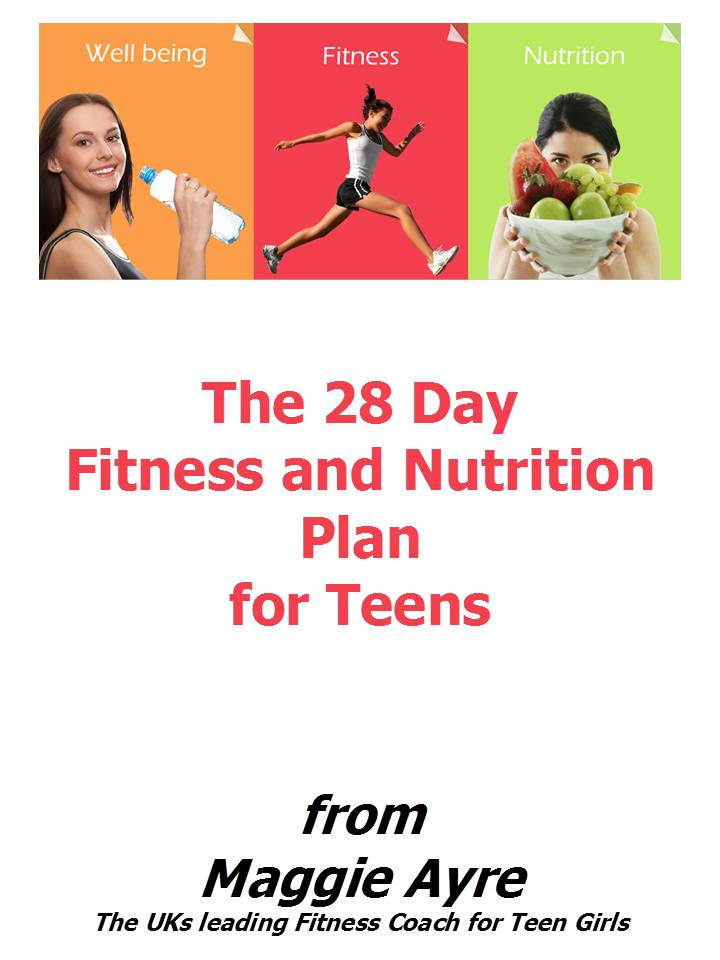 Good message fitness and nutrition for teen girls really surprises